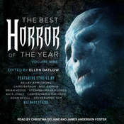 The Best Horror of the Year Volume Nine Audiobook, by Various