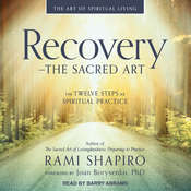 Recovery—The Sacred Art: The Twelve Steps as Spiritual Practice Audiobook, by Rami Shapiro