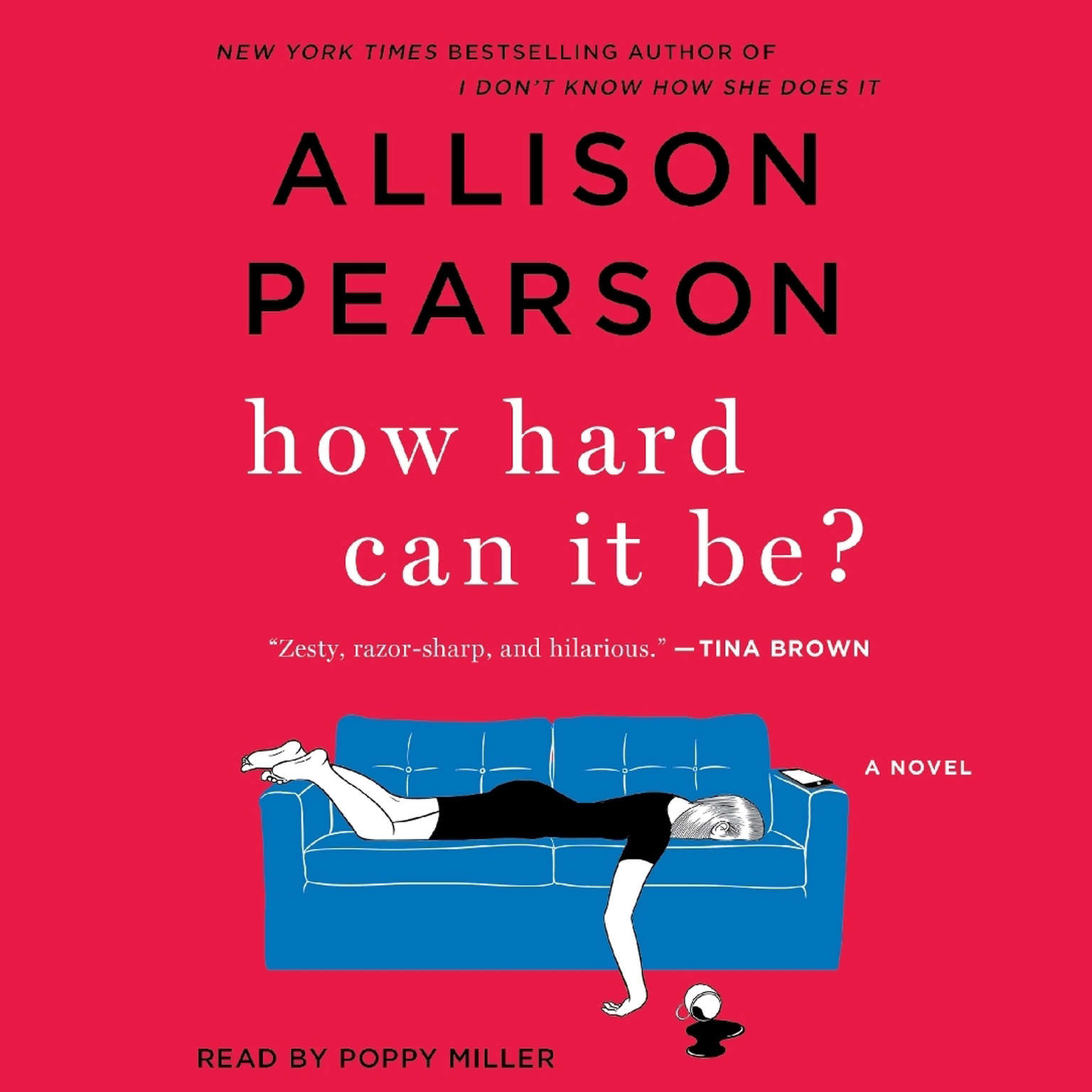 Printable How Hard Can It Be?: A Novel Audiobook Cover Art