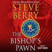 The Bishops Pawn Audiobook, by Steve Berry