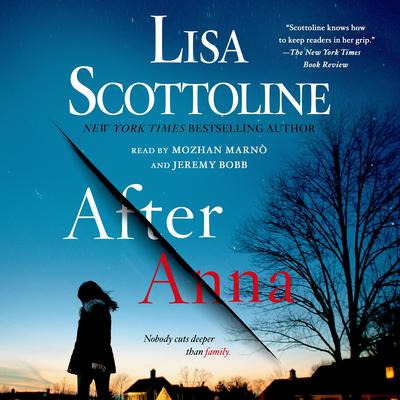 After Anna Audiobook, by Lisa Scottoline