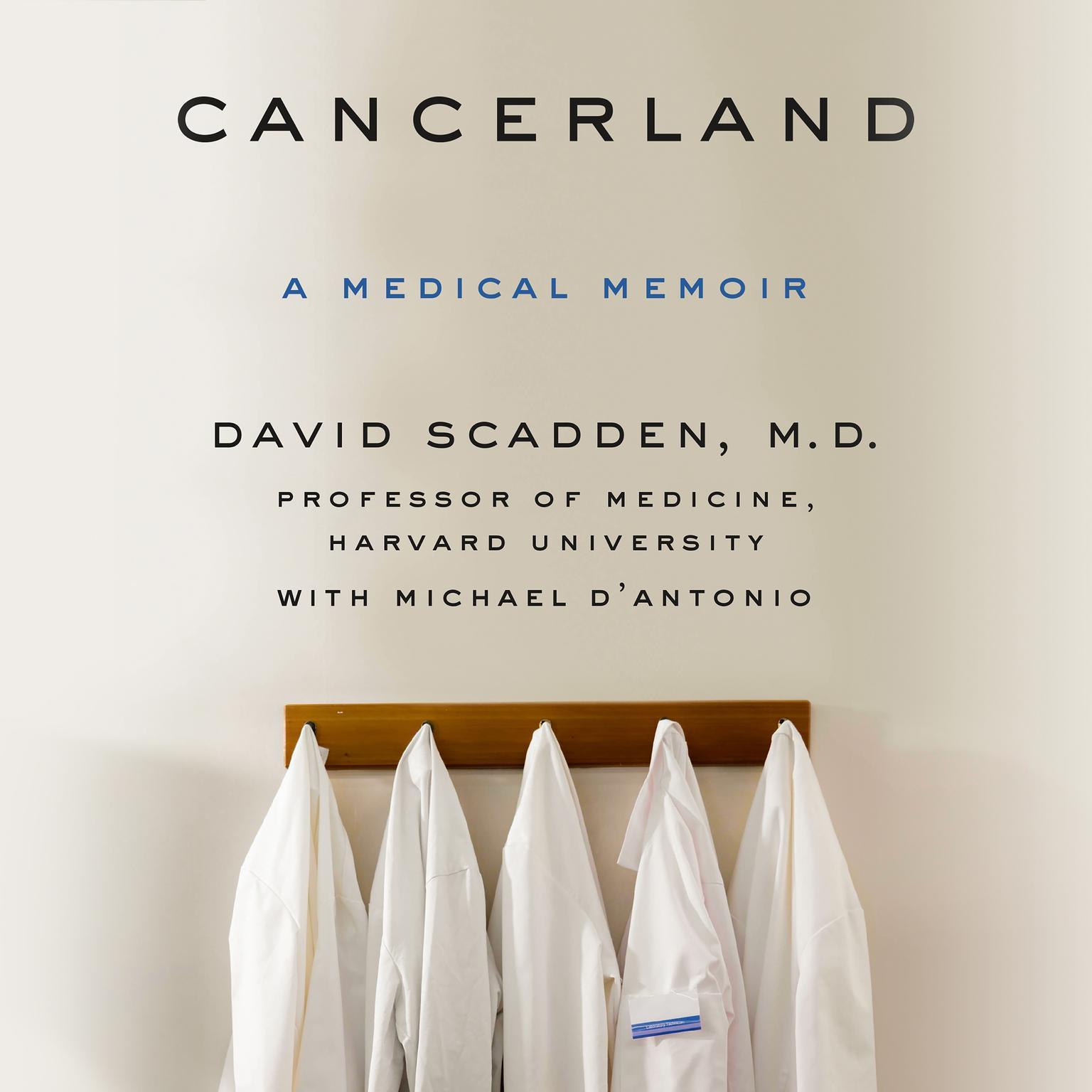Printable Cancerland: A Medical Memoir Audiobook Cover Art