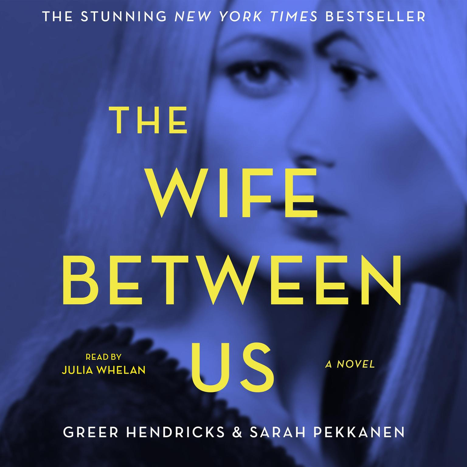 Printable The Wife between Us: A Novel Audiobook Cover Art