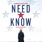 Need to Know: A Novel Audiobook, by Karen Cleveland