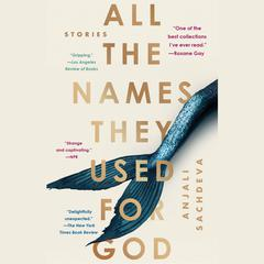 All the Names They Used for God: Stories Audiobook, by Anjali Sachdeva