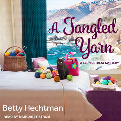 A Tangled Yarn Audiobook, by Betty Hechtman