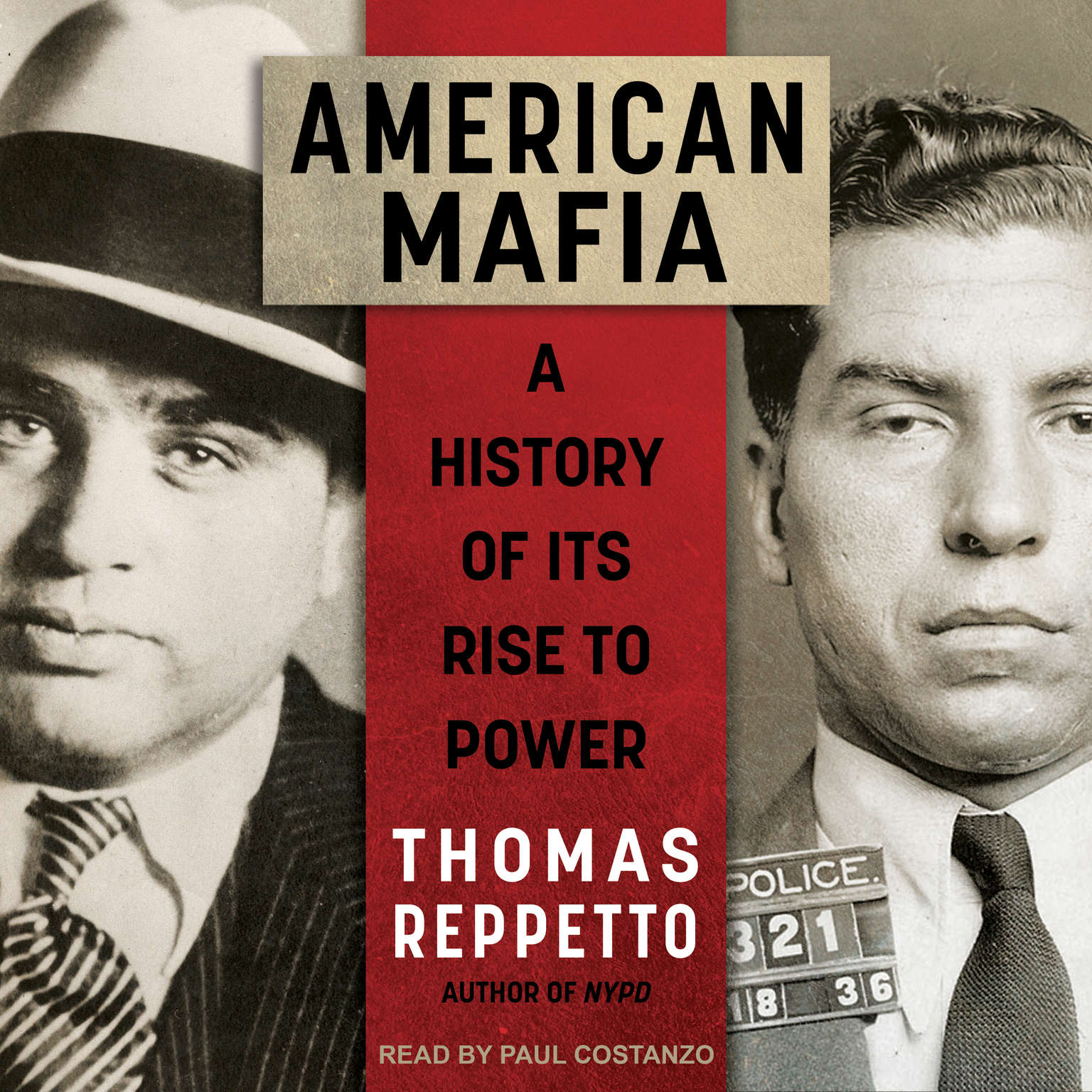 American Mafia: A History of Its Rise to Power Audiobook, by Thomas Reppetto