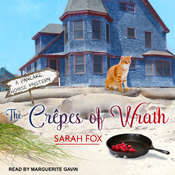The Crêpes of Wrath Audiobook, by Sarah Fox