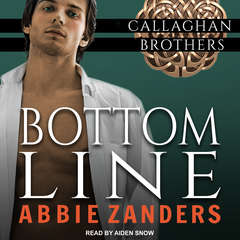 Bottom Line Audiobook, by Abbie Zanders