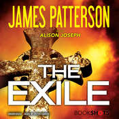 The Exile Audiobook, by James Patterson