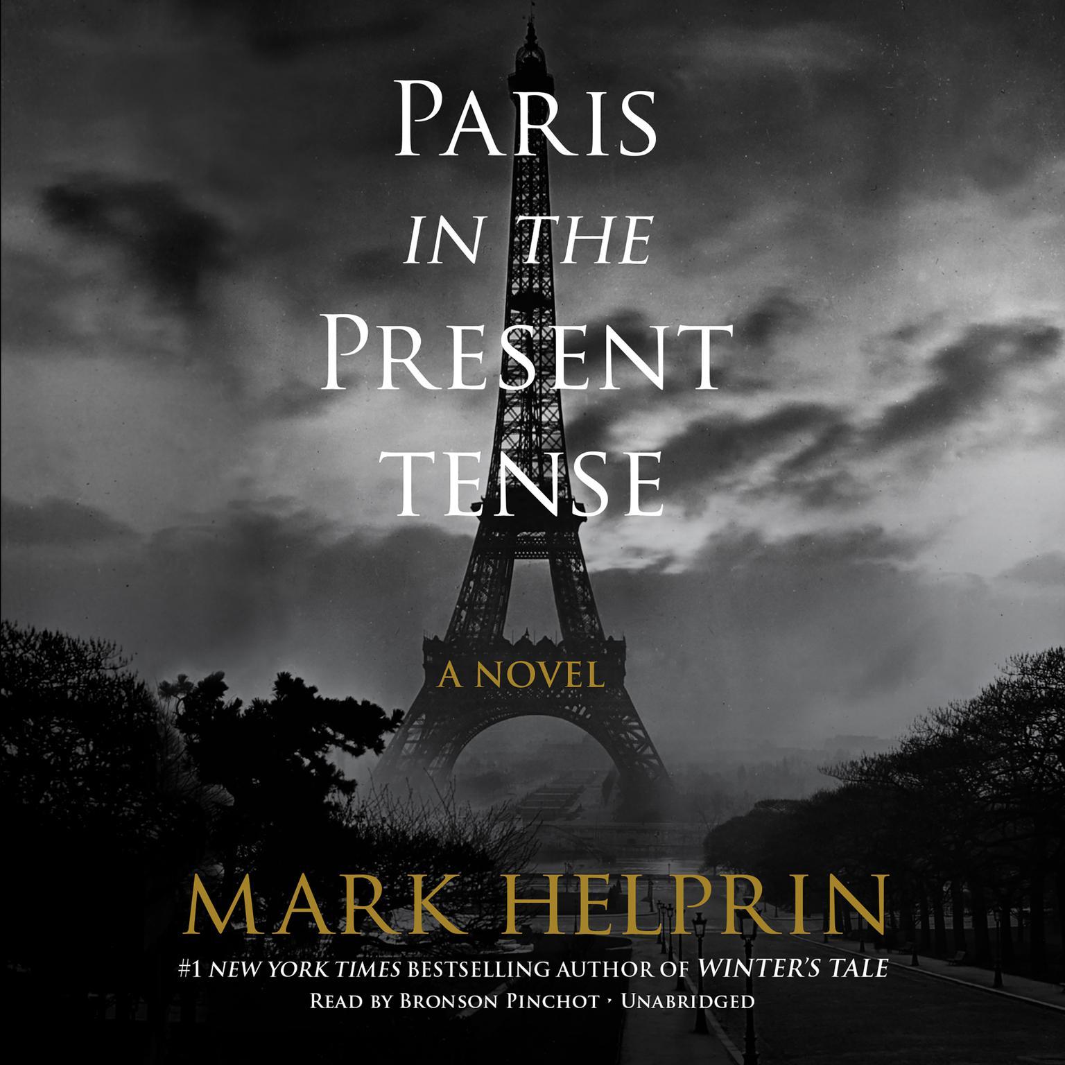 Paris in the Present Tense Audiobook, by Mark Helprin