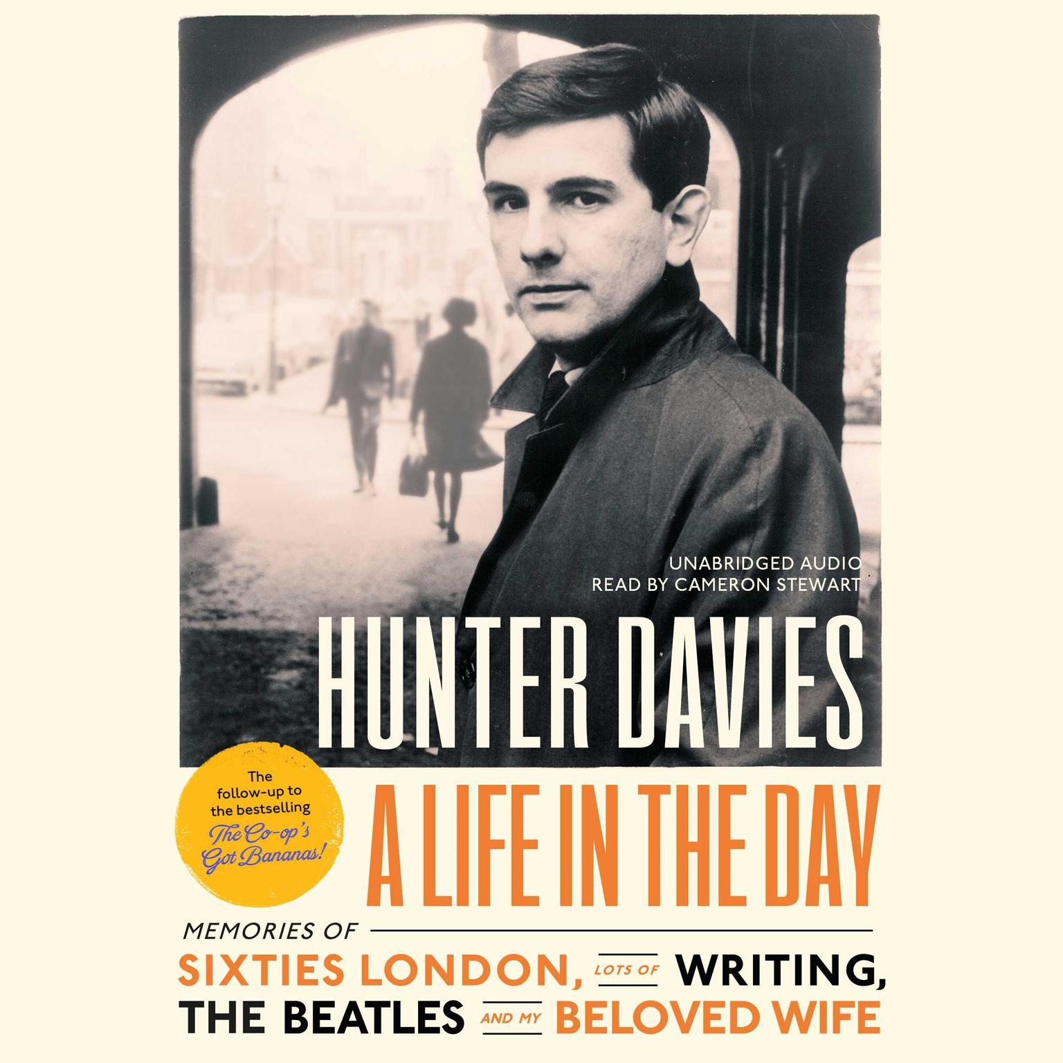 Printable A Life in the Day Audiobook Cover Art