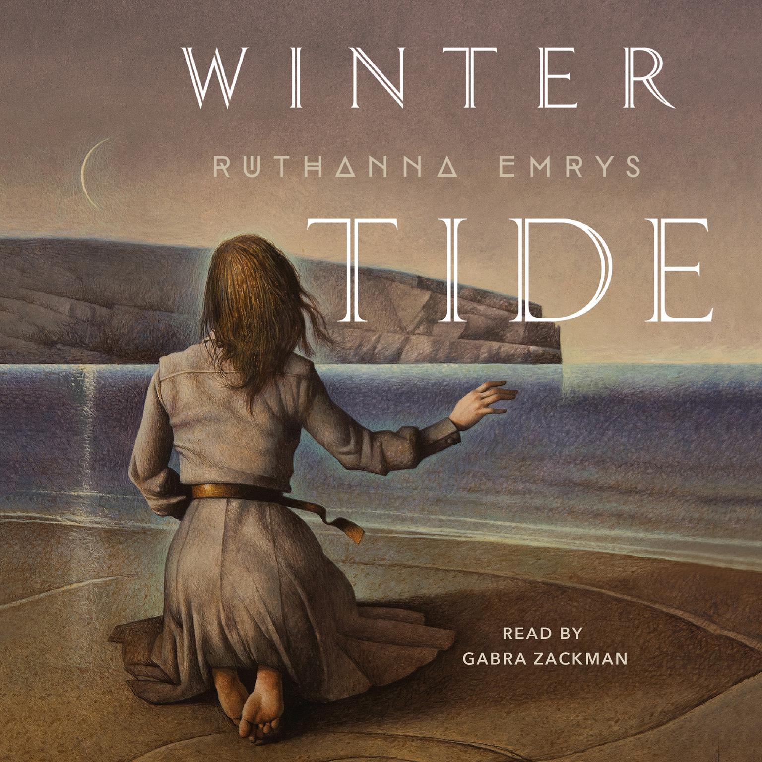 Printable Winter Tide Audiobook Cover Art