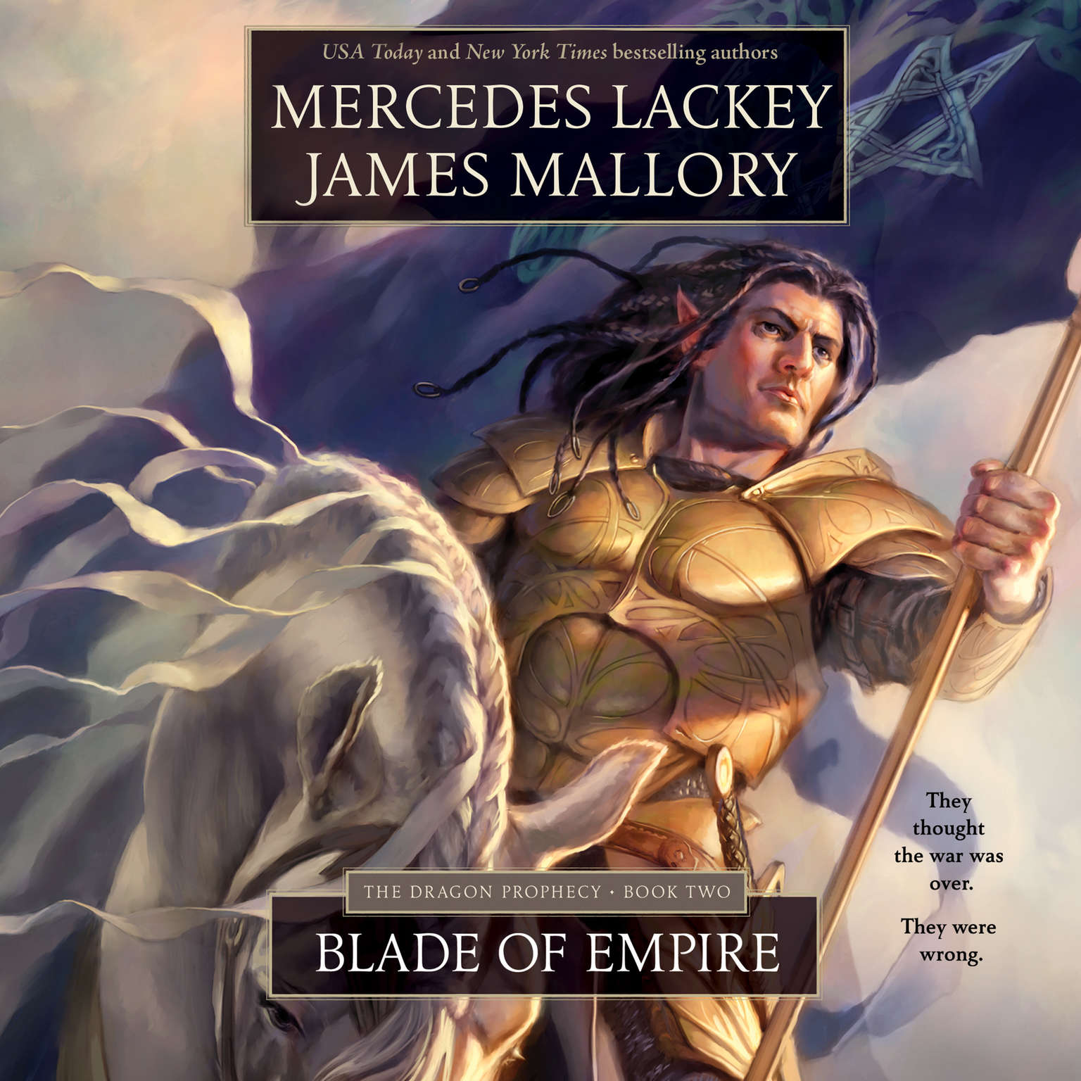 Blade of Empire Audiobook, by Mercedes Lackey