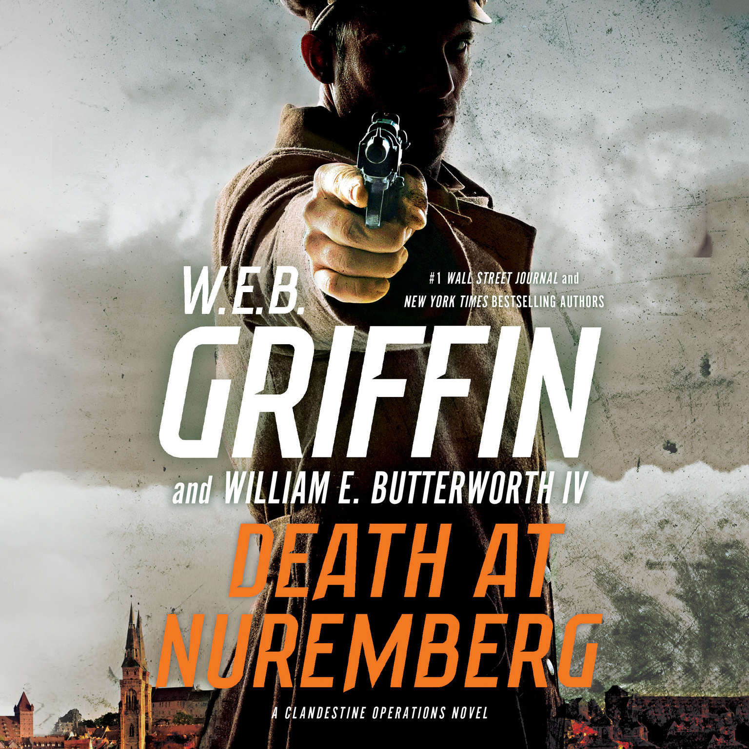 Death at Nuremberg Audiobook, by W. E. B. Griffin
