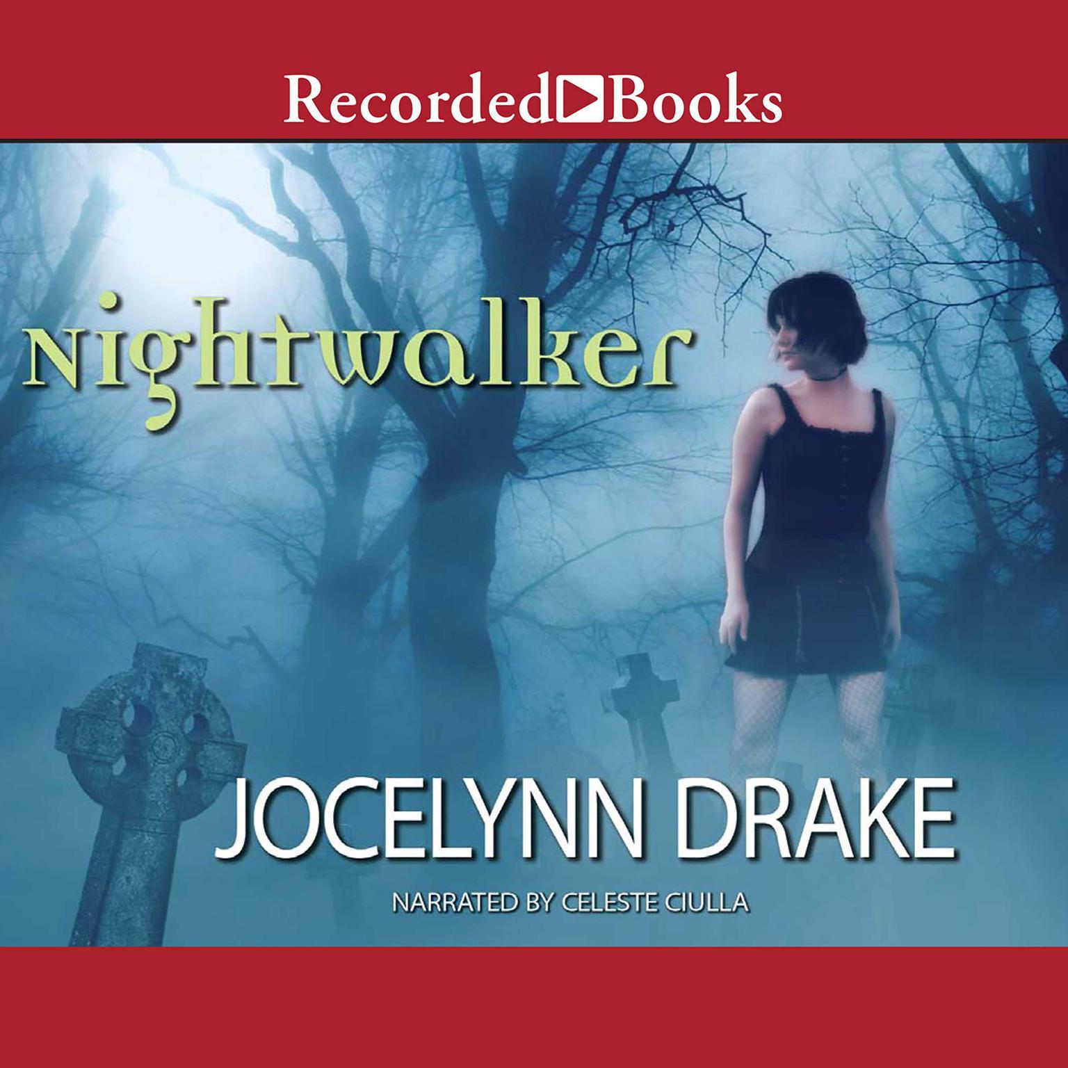 Printable Nightwalker Audiobook Cover Art