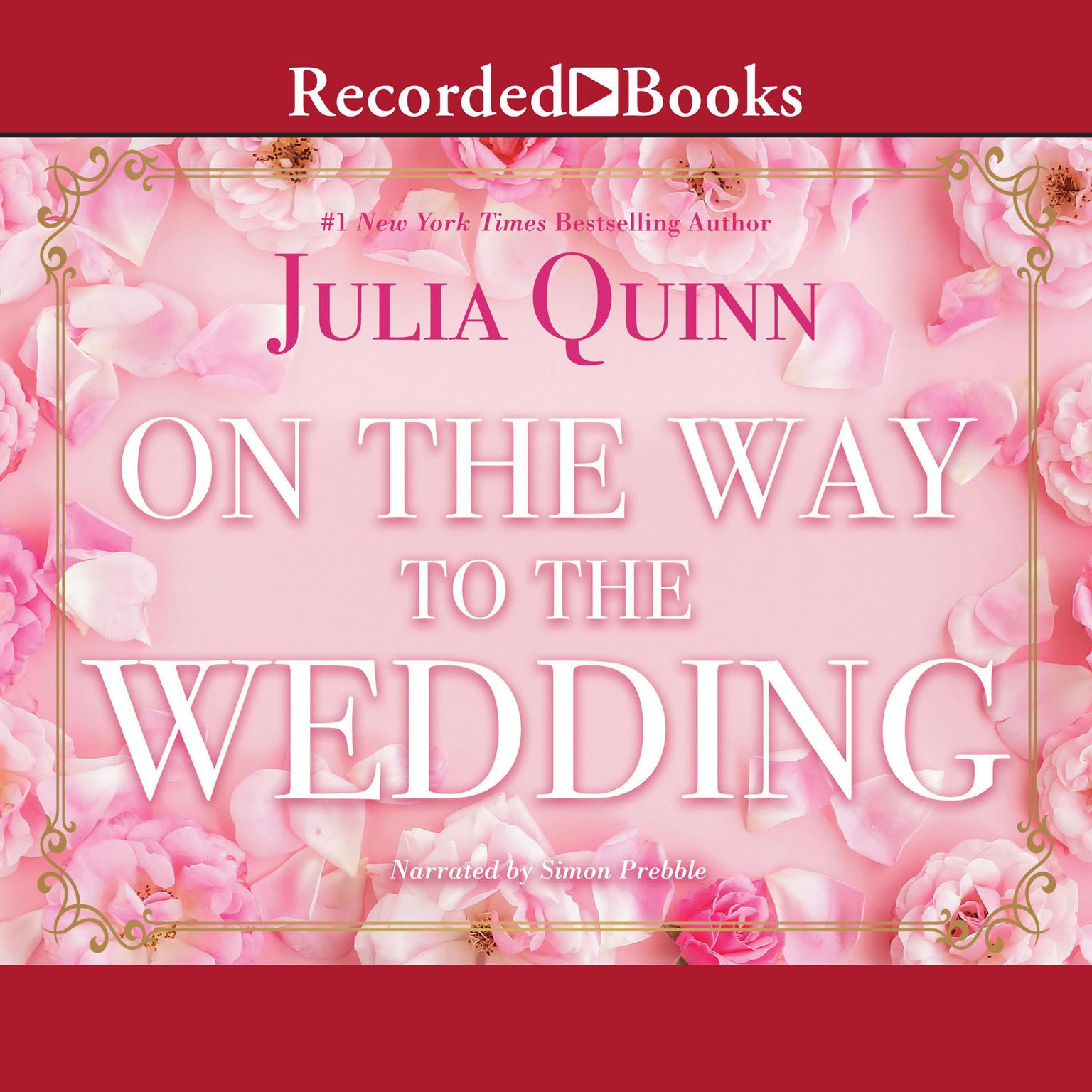 Printable On the Way to the Wedding Audiobook Cover Art