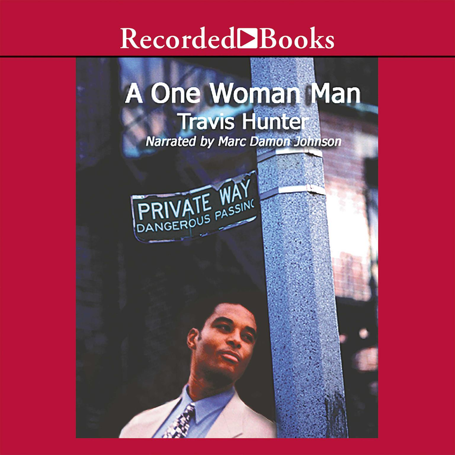 Printable A One Woman Man: A Novel Audiobook Cover Art