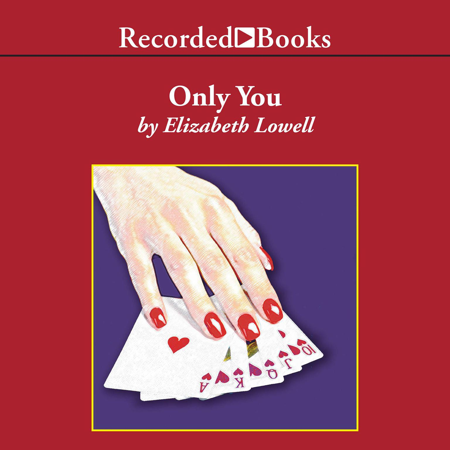 Printable Only You Audiobook Cover Art