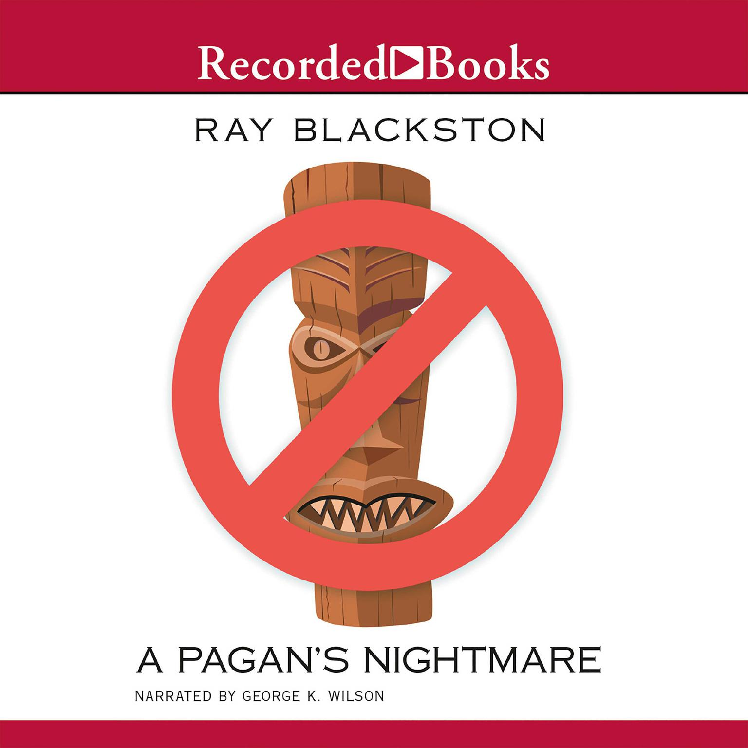 Printable A Pagan's Nightmare Audiobook Cover Art