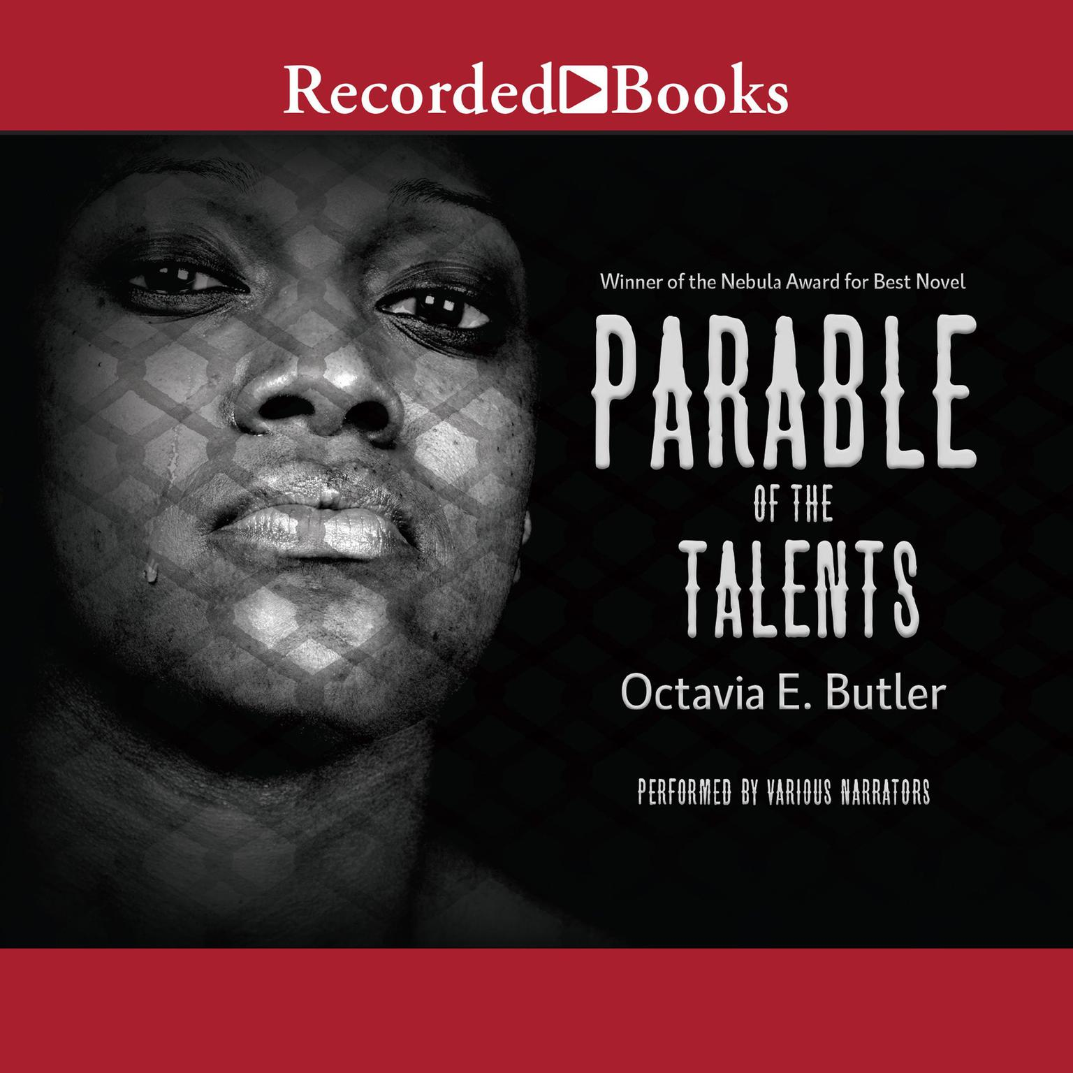 Printable Parable of the Talents Audiobook Cover Art