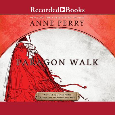 Paragon Walk Audiobook, by Anne Perry