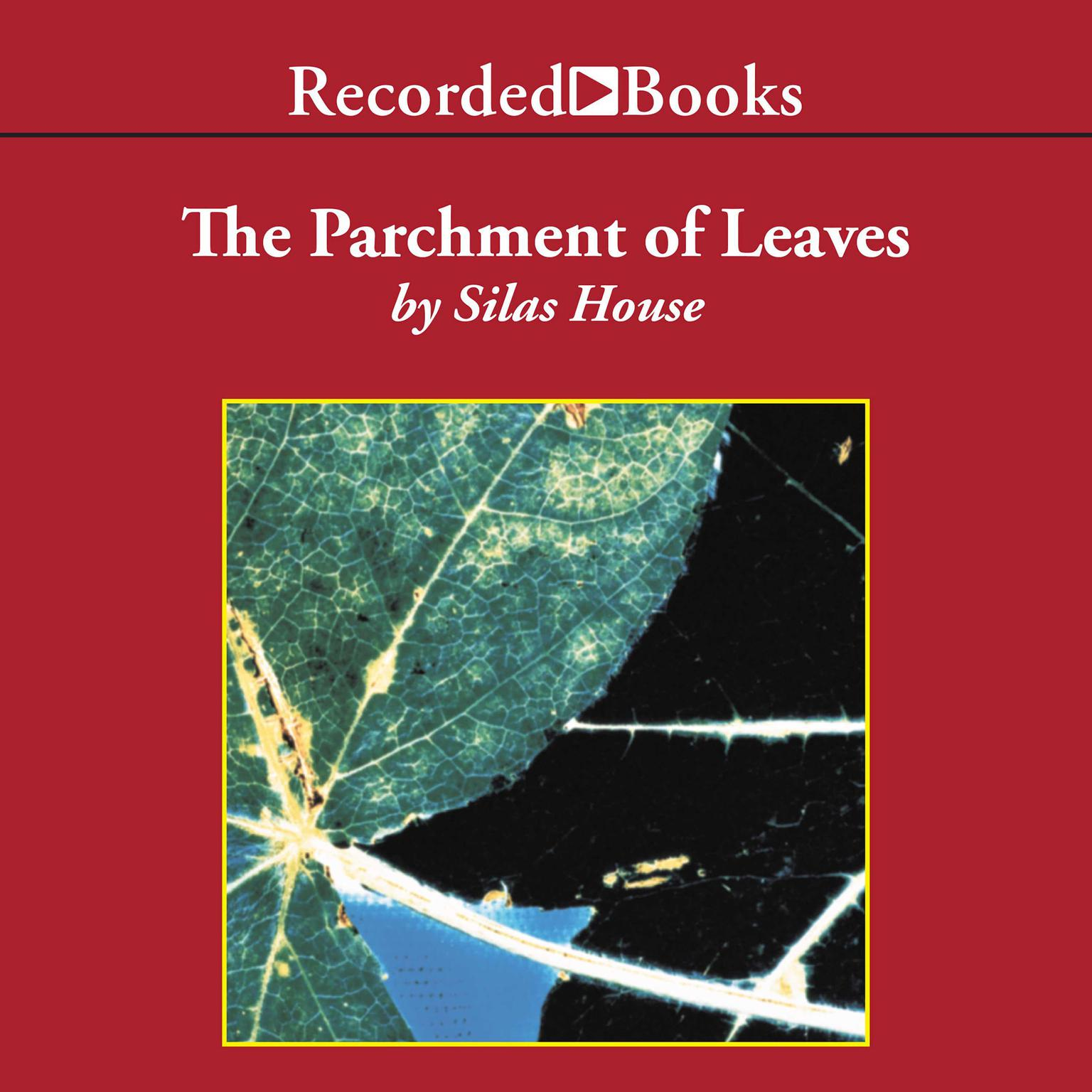 Printable A Parchment of Leaves Audiobook Cover Art