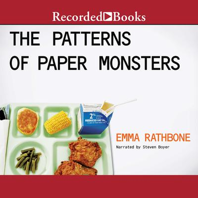 The Patterns of Paper Monsters Audiobook, by Emma Rathbone