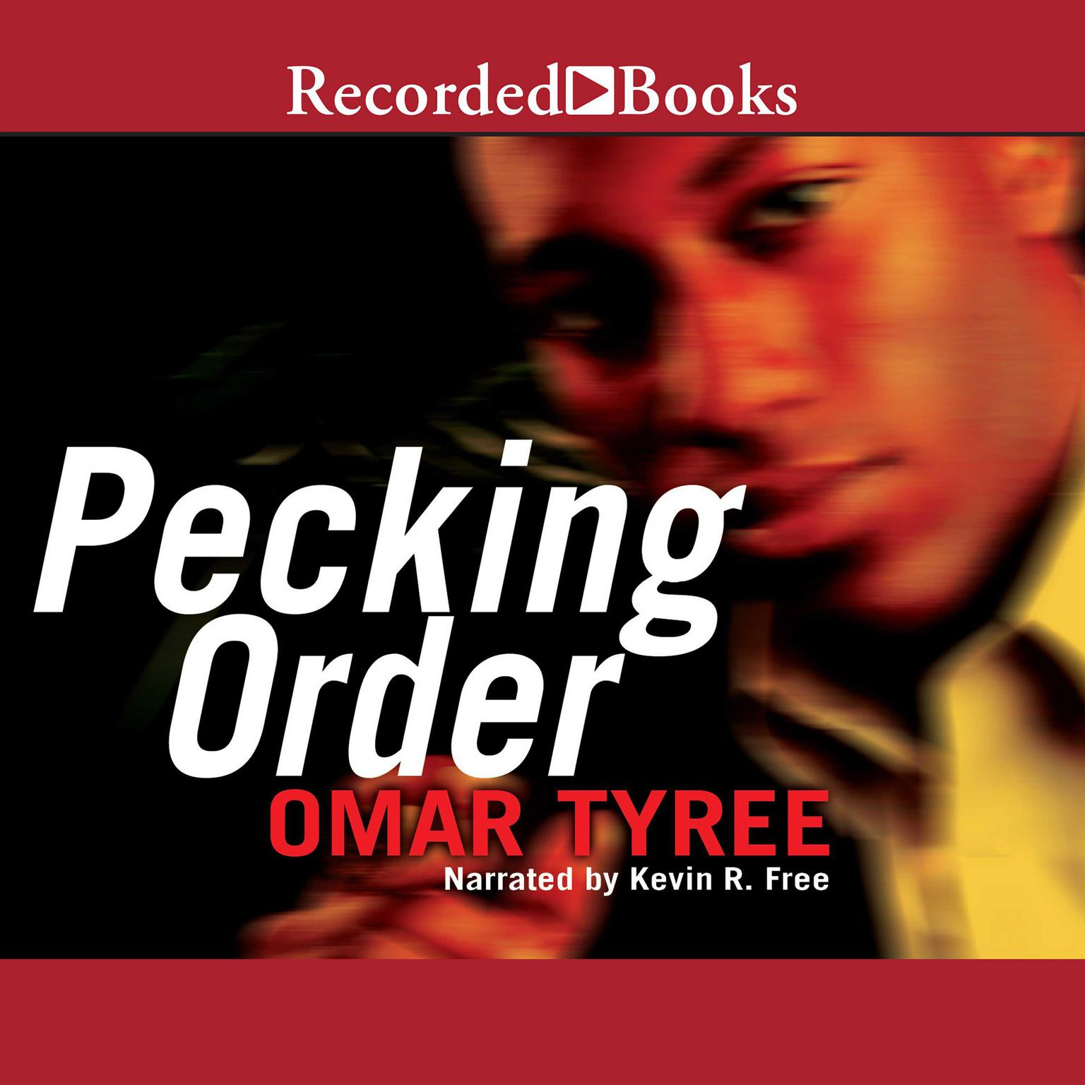 Printable Pecking Order Audiobook Cover Art