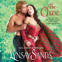 The Chase Audiobook, by Lynsay Sands
