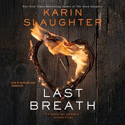 Last Breath Audiobook, by