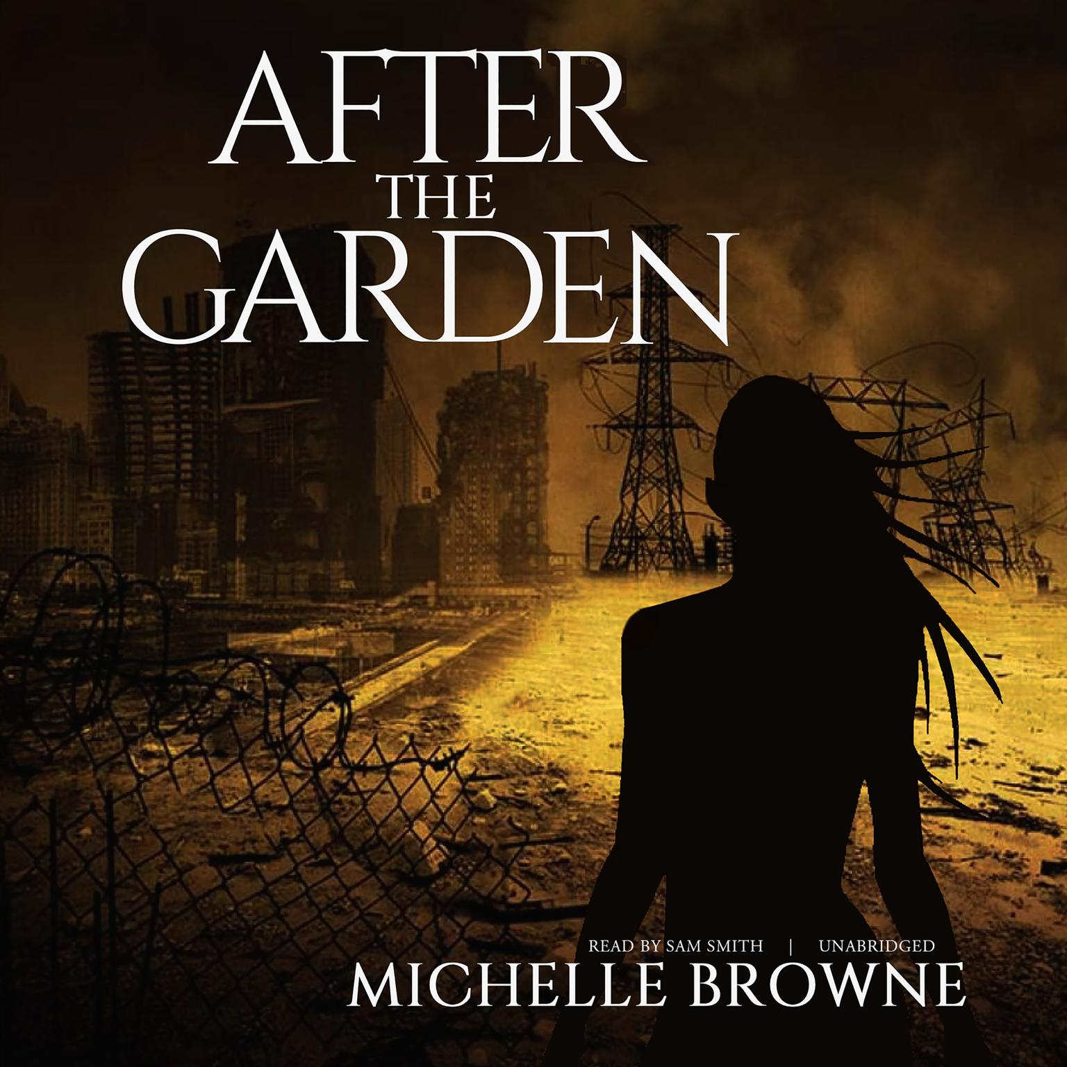Printable After the Garden Audiobook Cover Art