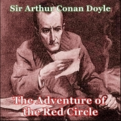 Sherlock Holmes:  The Adventure of the Red Circle Audiobook, by Arthur Conan Doyle