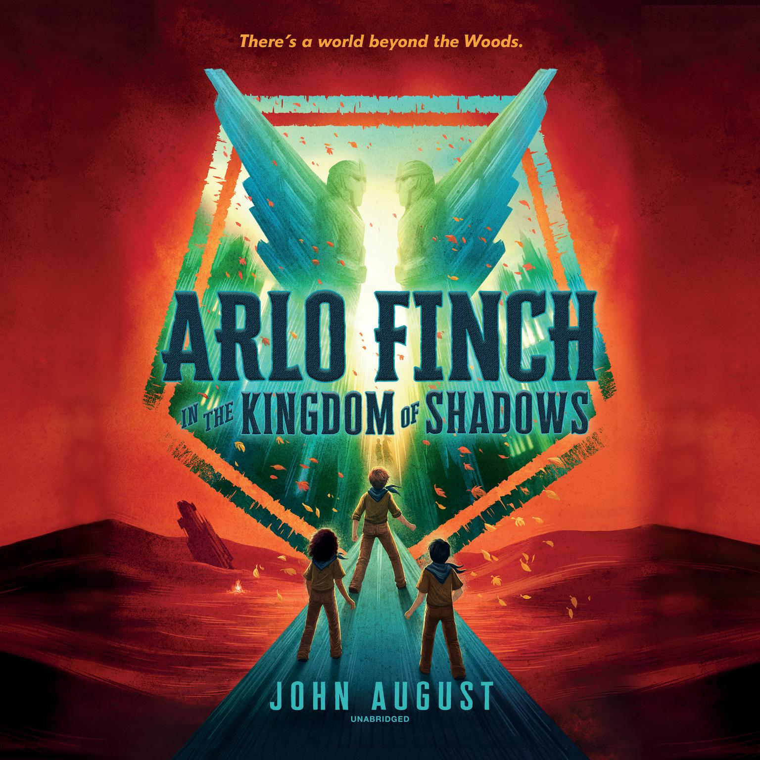 Arlo Finch in the Kingdom of Shadows Audiobook, by John August