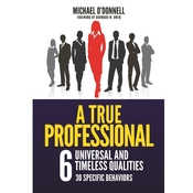 A True Professional Audiobook, by Michael O'Donnell