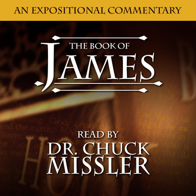 The Book of James Audiobook, by Chuck Missler