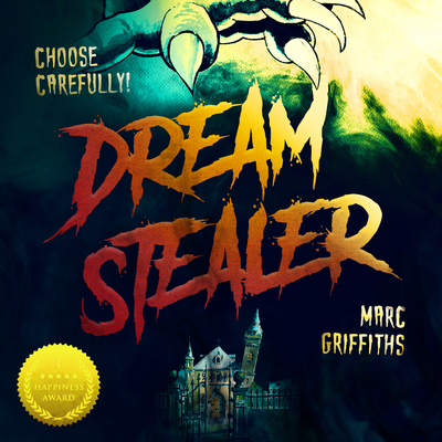 Dream Stealer Audiobook, by Marc Griffiths