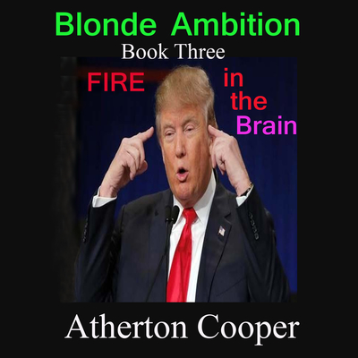 Fire in the Brain: Blonde Ambition, Book Three Audiobook, by Atherton Cooper