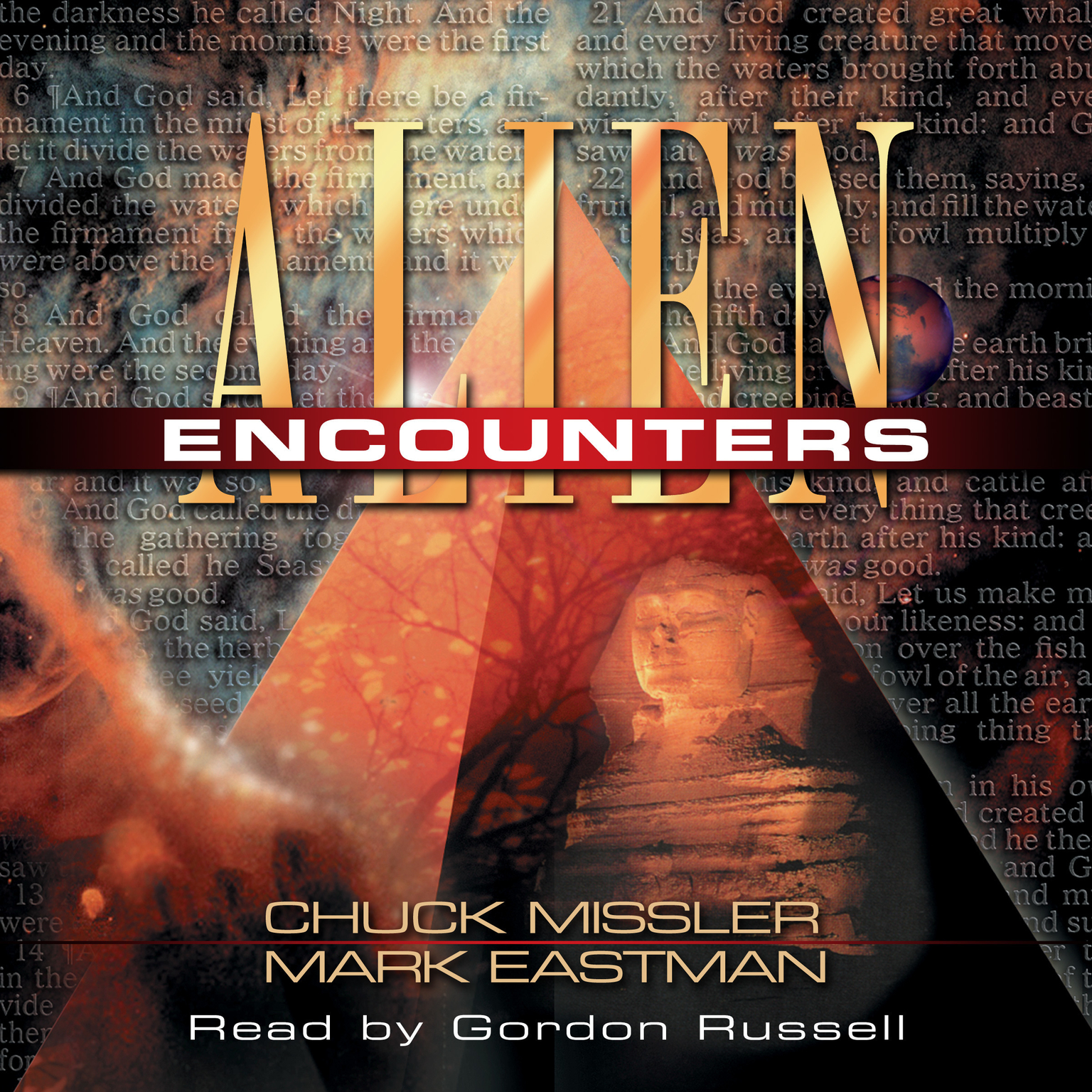Printable Alien Encounters: The Secret Behind the UFO Phenomenon Audiobook Cover Art