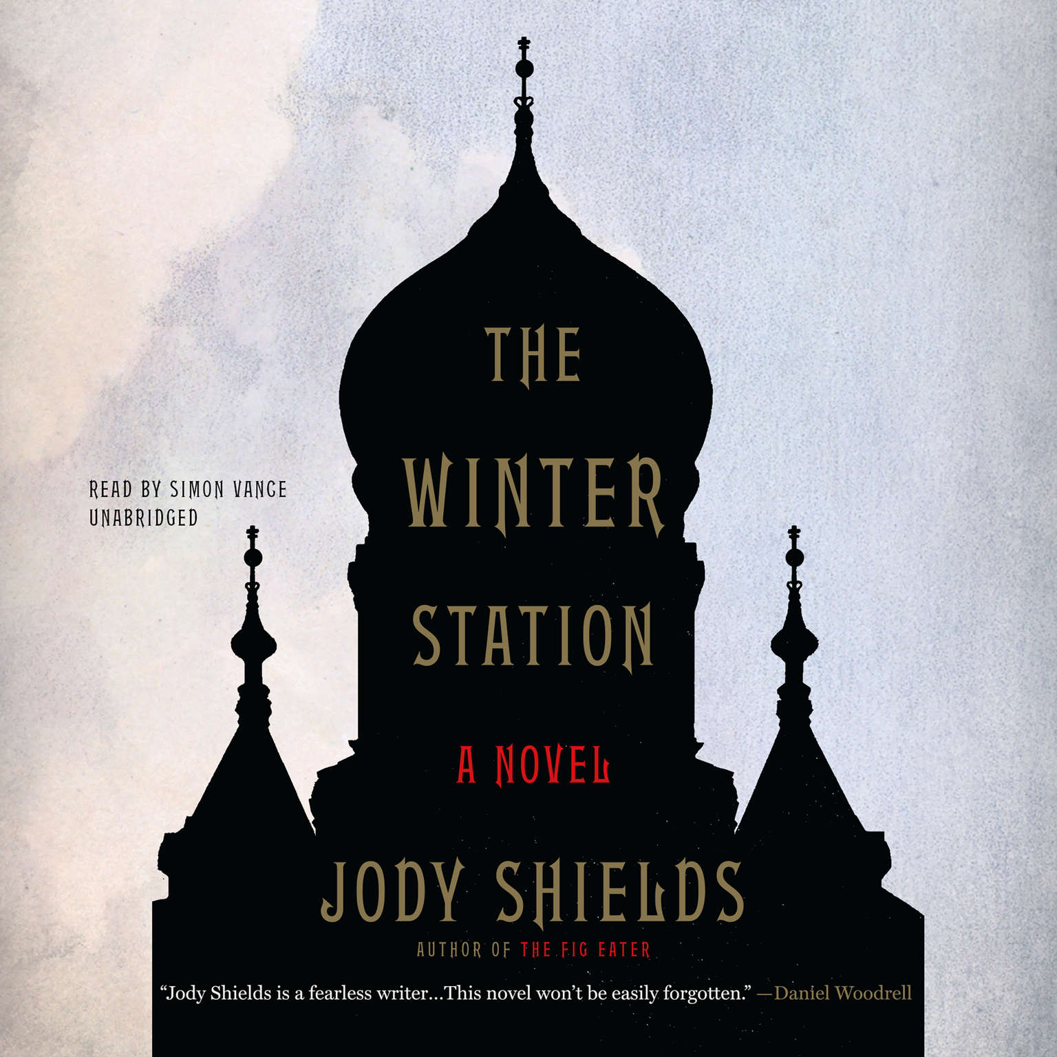 The Winter Station Audiobook, by Jody Shields