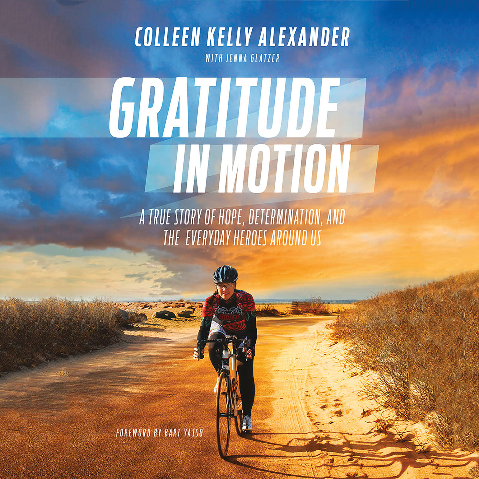 Gratitude in Motion: A True Story of Hope, Determination, and the Everyday Heroes Around Us Audiobook, by Colleen Kelly Alexander