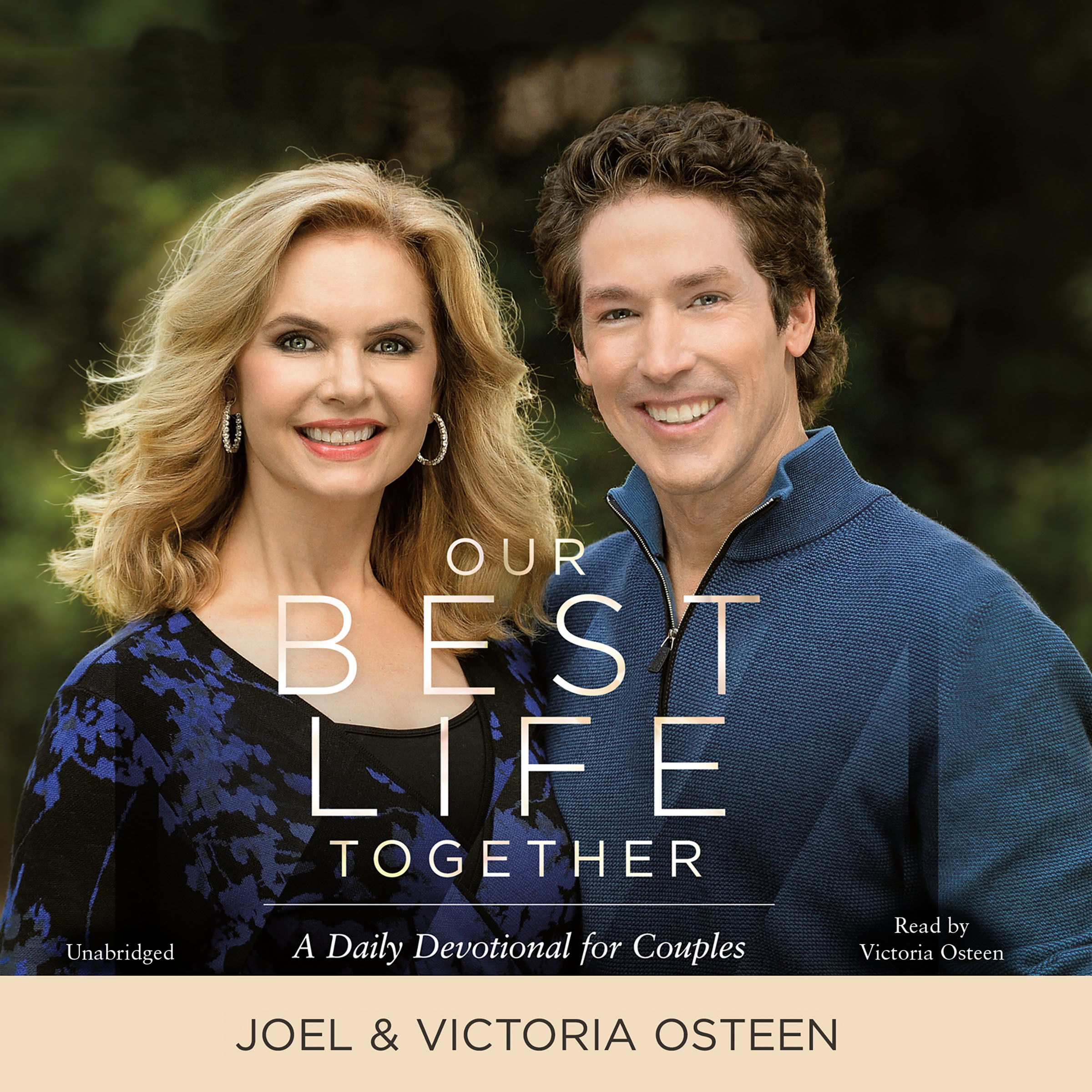 Printable Our Best Life Together: A Daily Devotional for Couples Audiobook Cover Art