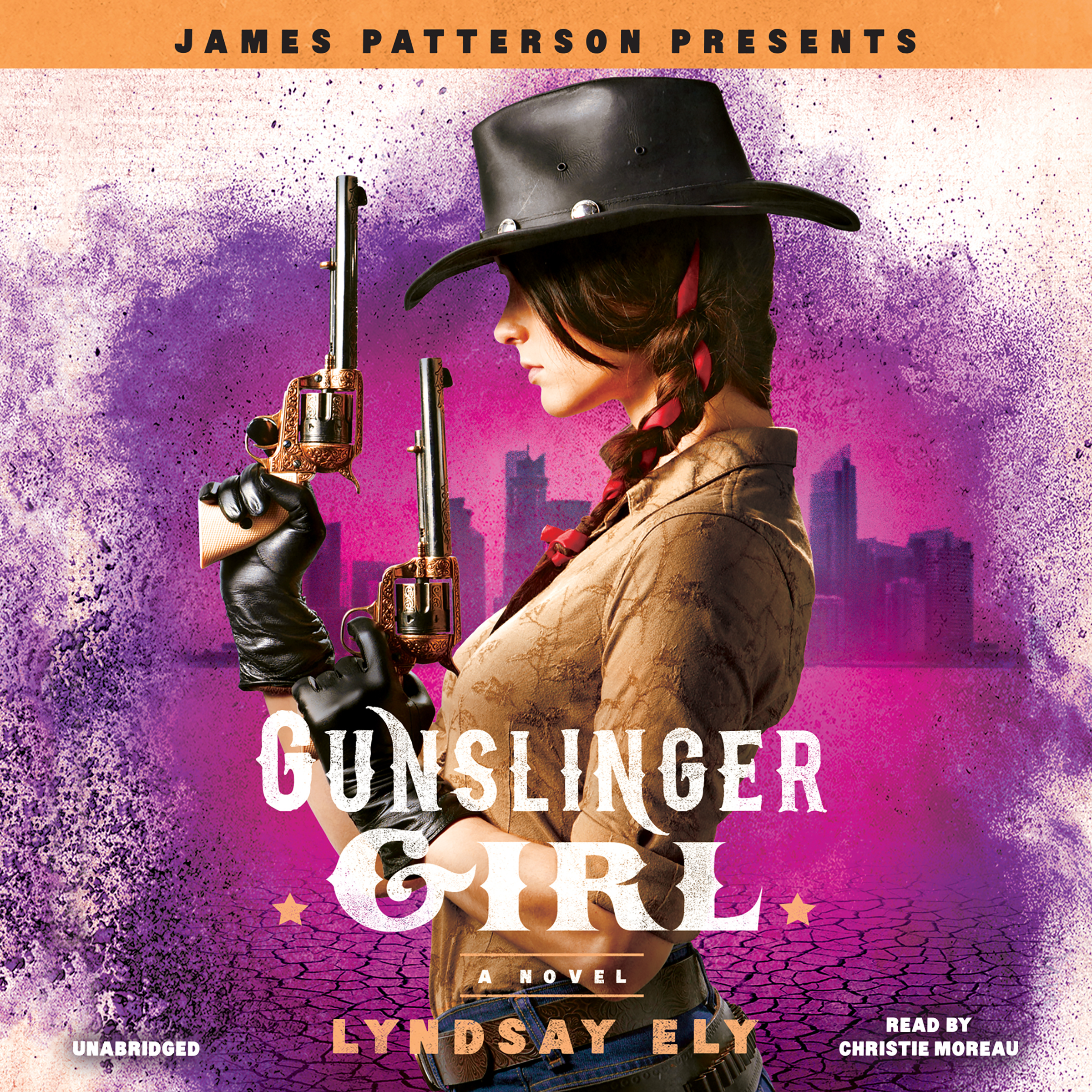 Printable Gunslinger Girl Audiobook Cover Art