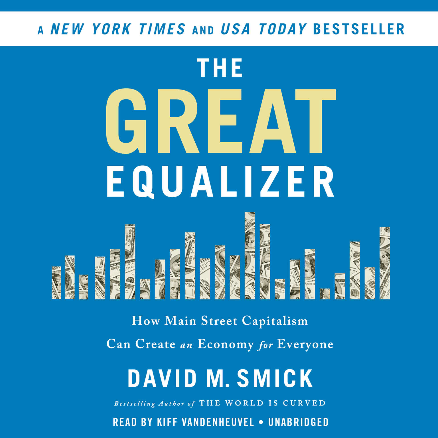 Printable The Great Equalizer: How Main Street Capitalism Can Create an Economy for Everyone Audiobook Cover Art