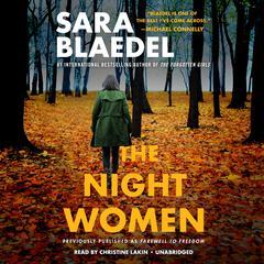The Night Women Audiobook, by Sara Blaedel