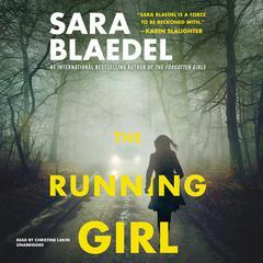 The Running Girl Audiobook, by Sara Blaedel