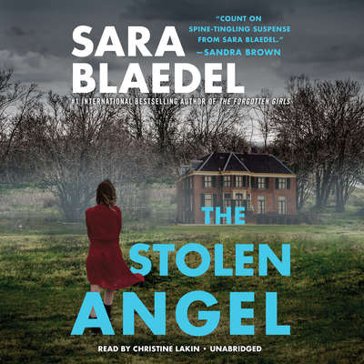The Stolen Angel Audiobook, by Sara Blaedel