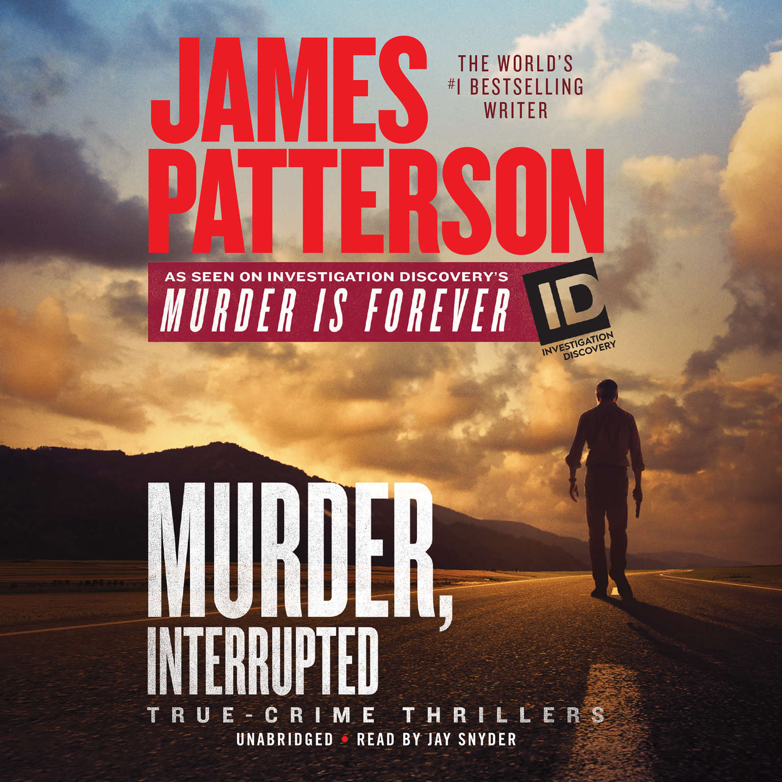 Murder, Interrupted Audiobook, by James Patterson