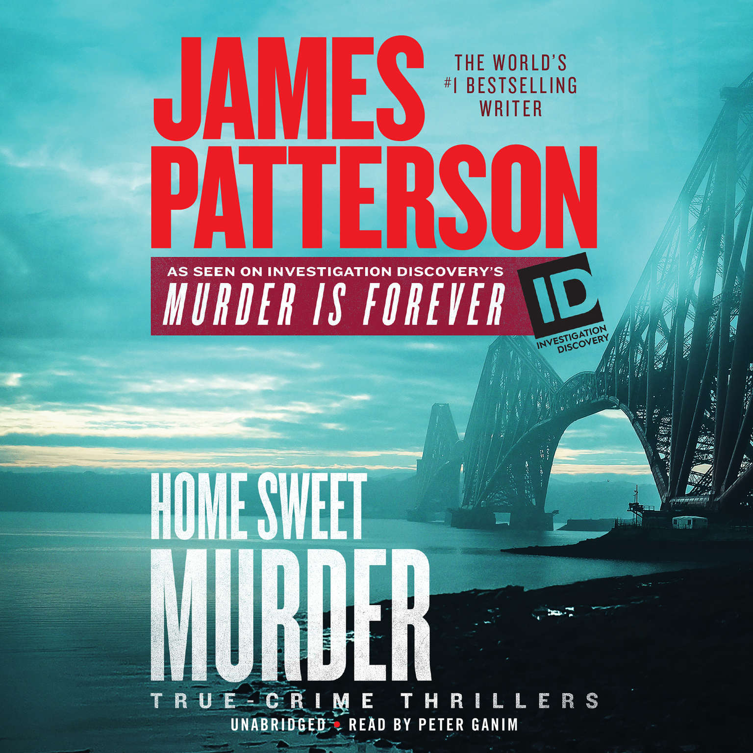 Home Sweet Murder Audiobook, by James Patterson