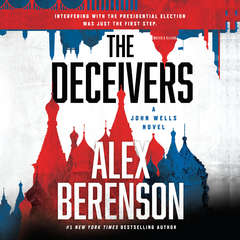 The Deceivers Audiobook, by Alex Berenson